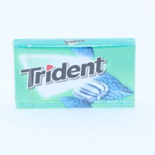 Trident Minty Sweet Twist Gum, Sugar Free Gum with Xylitol 14 ct