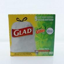 Glad Tall Kitchen Bags 13gal