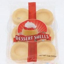 Dessert Shells  5 oz