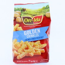 Oreida Golden Crinkle Fries