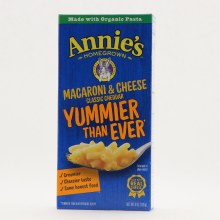 Annies Macaroni & cheese
