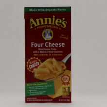 Annie's Four Cheese 5.5 oz