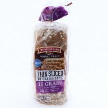 Pepperidge Farm 15 Grain Thin Sliced Bread 22 oz