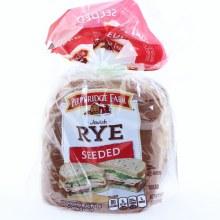 Pepperidge Farms Jewish Rye Bread 16 oz