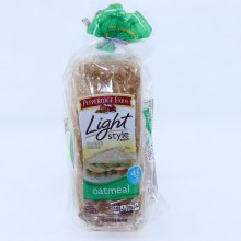 Pepperidge Farm Light Style Oatmeal Bread 16 oz