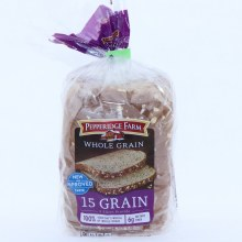 Pepperidge 15 Grain Bread