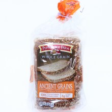 Pepperidge Farm Ancient Grains Whole Grain Bread with a touch of Amaranth, Quinoa, Sorghum and Teff.  24 oz