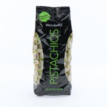 Wonderful Roasted & Salted Pistachios 16 oz