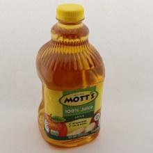 Motts Apple Juice