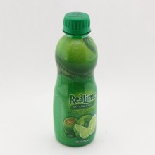 Real Lime Juice
