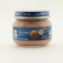 Gerber Chicken & Gravy