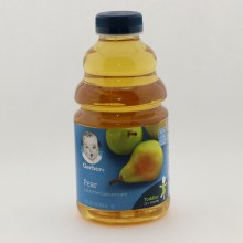Gerber Pear Juice