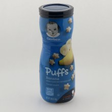Gerber Banana Fruit Puffs