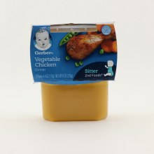Gerber Vegetable Chicken