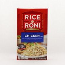 Rice a Roni chicken 6.9 oz