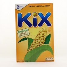 General Mills Kix Crispy Corn 12 oz