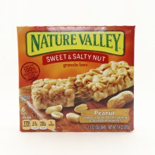 Nature Valley Sweet  and  Salty Nut Granola Bars