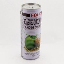Foco Roasted Coconut Juice Contains 80Per Cent Juice