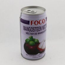 Foco Mangosteen Nectar Contains 30Per Cent Juice