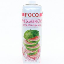 Foco Pink Guava Nectar