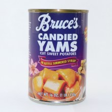 Bruces Candied Yams