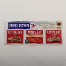 Red Star dry yeast
