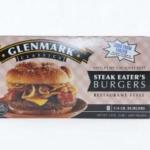 Glenmark Steak Burger