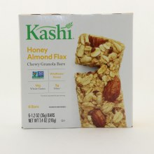 Kashi Tlc Honey Almonds Flax
