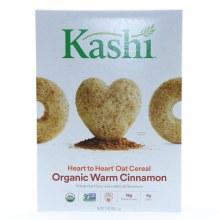Kashi Organic Warm Cinnamon Cereal