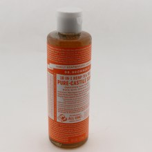 Dr. Bronner's 18 In 1 Hemp Tea Tree Pure Castile Soap 8 oz