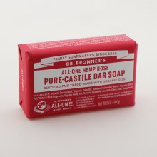 Dr Bron Rose Bar Soap