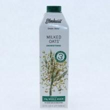 Elmhurst Milked Oats Unsweetened
