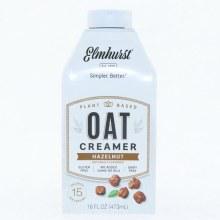 Elmhurst Oat Creamer Hazelnut