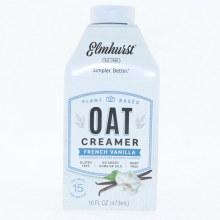 Elmhurst Oat Creamer Vanilla