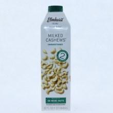 Elmhst Milk Cashws Unsweet