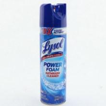 Lysol Power Foam