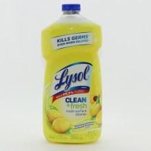 Lysol Lemon Breeze Cleaner