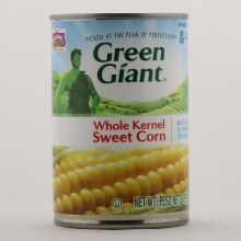 Green Giant whole corn 15.25 oz