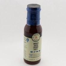 Fischer Wieser Smokey Anch Cherry Sauce 10.5 oz