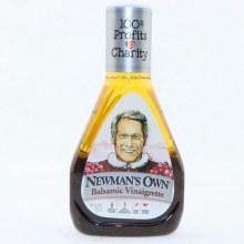 Newmans Balsamic Dressing