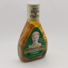 Newman's Own Caesar Dressing 16 oz
