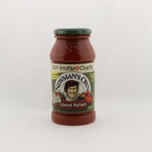 Newman's own cabernet Marinara 20 oz