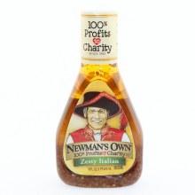 Newmans Zesty Italian