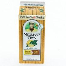 Newmans Own Lemon/tea