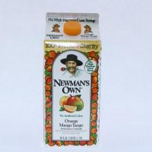 Newmans Own Orange Mango