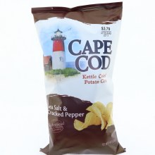 Cape Cod Sea Salt & Pepper