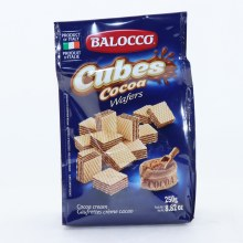 Balocco Cocoa Wafer Cubes
