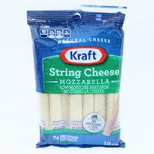 Kraft String Mozz Cheese