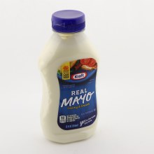 Kraft mayo squeeze