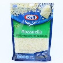 Kraft Mozzarella Cheese 8 oz 8 oz